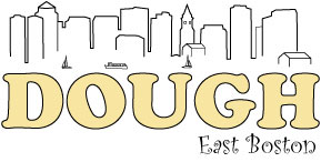 Dough East Boston Logo