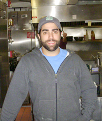 Dough East Boston Co-owner - Kevin Curley
